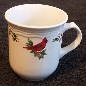 Gibson Oversize Christmas Coffee Mug